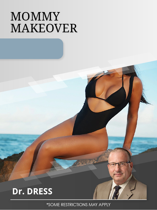 Mommy Makeover with Dr. Dress for $6,000 Special Image