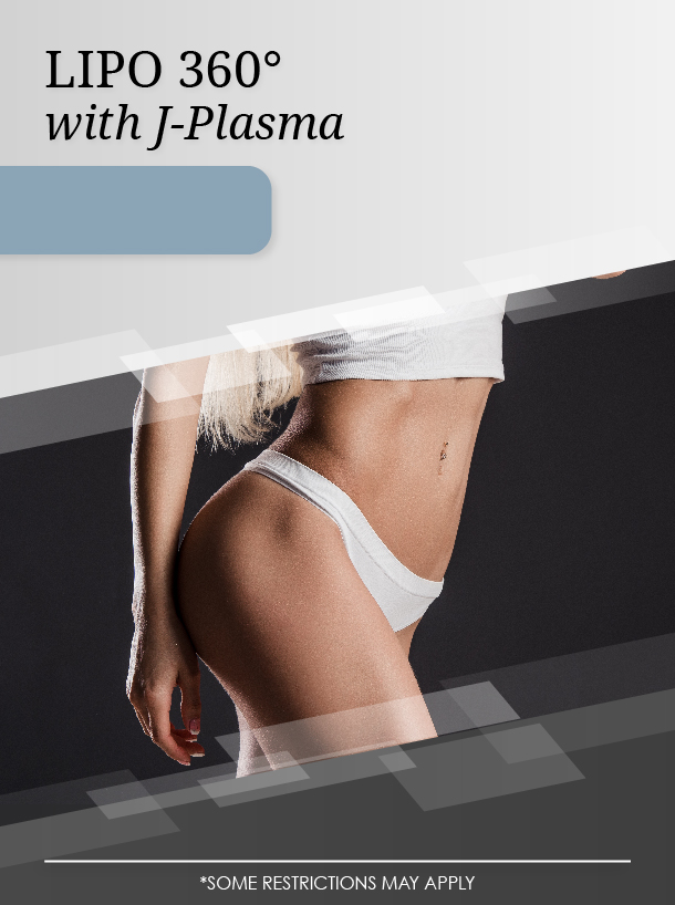 Liposuction 360° With J-Plasma Dr. Moradian for $6,000 Special Image