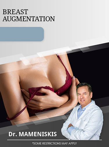 Breast Augmentation With Dr. Mameniskis For $2,500 Special Offer Image