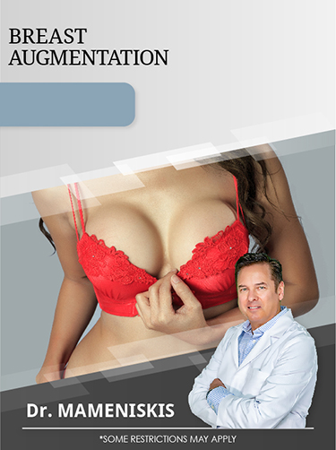 Breast Augmentation With Dr. Mameniskis For $3,200 Special Offer Image
