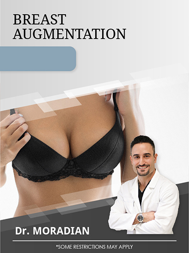 Breast Augmentation with Dr. Moradian Starting $2,500 Special Offer Image