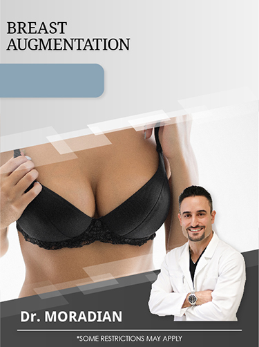 Breast Augmentation Dr. Moradian Starting at $2,800 Special Offer Image